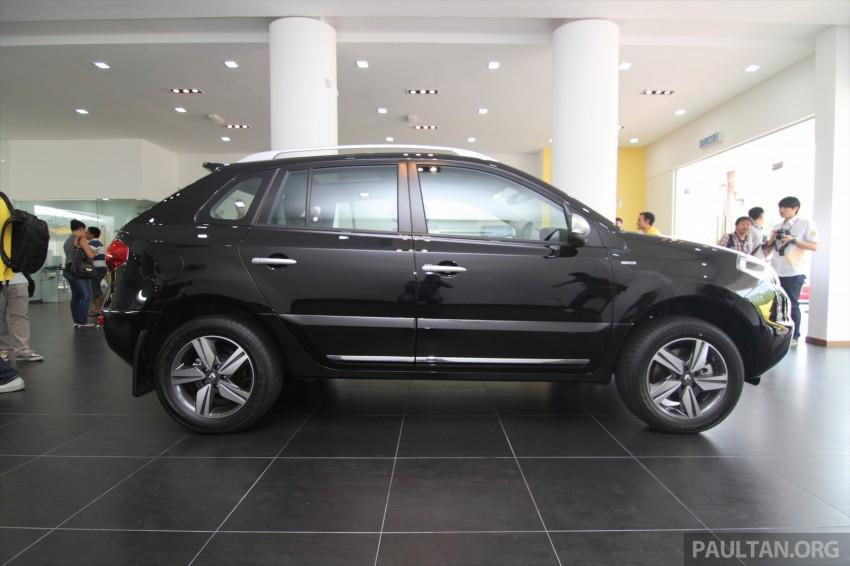 Renault Koleos – second facelift introduced, RM186k Image #234085