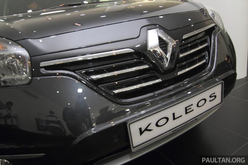 Renault Koleos – second facelift introduced, RM186k Image #234090