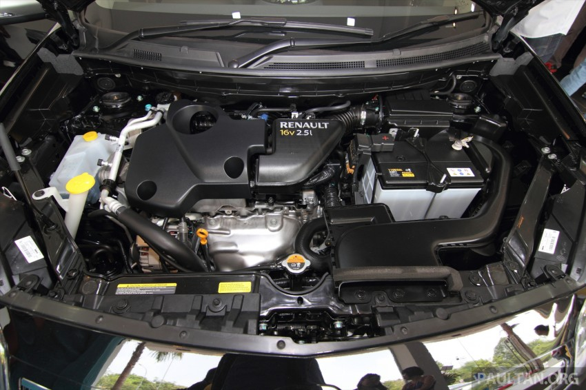 Renault Koleos – second facelift introduced, RM186k Image #234101