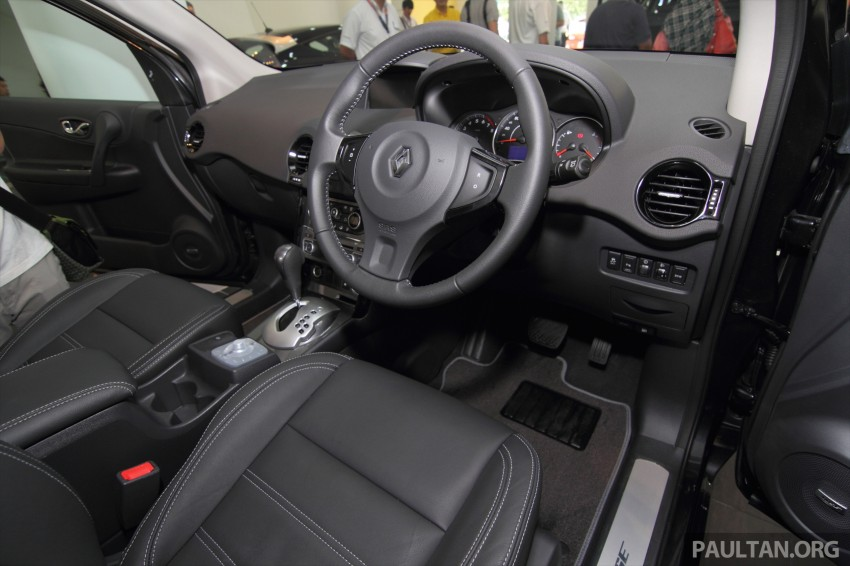 Renault Koleos – second facelift introduced, RM186k Image #234107