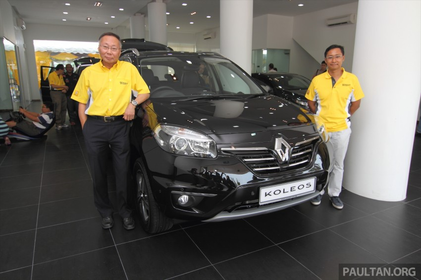 Renault Koleos – second facelift introduced, RM186k Image #234121