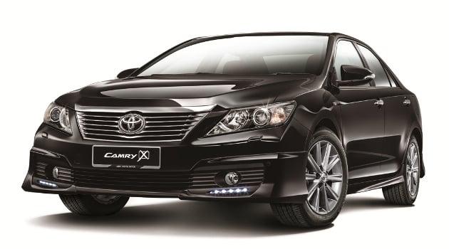 Toyota Camry 2.0 G X_01