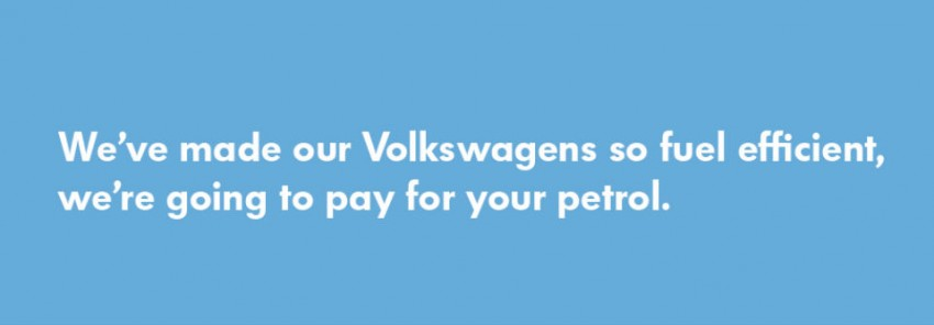 Volkswagen offers up to five years free petrol – details Image #234258