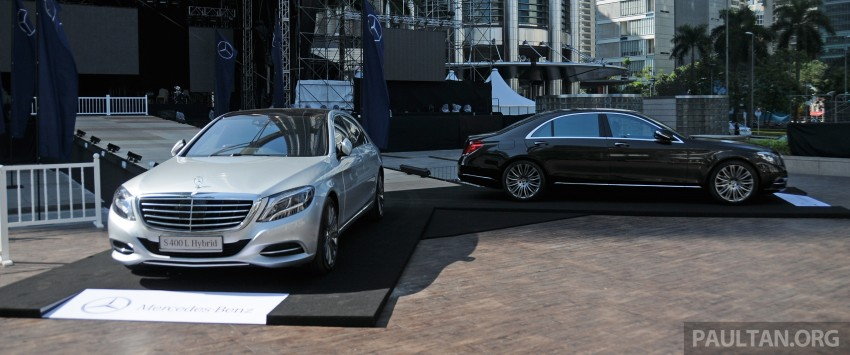 W222 Mercedes-Benz S-Class launched in Malaysia Image #236982