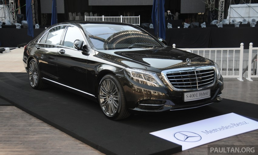 W222 Mercedes-Benz S-Class launched in Malaysia Image #236984