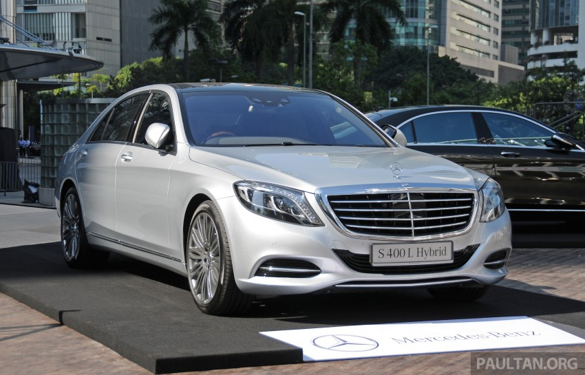 W222 Mercedes-Benz S-Class launched in Malaysia Image #236985