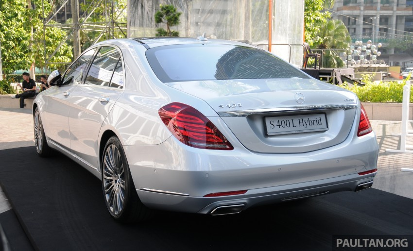 W222 Mercedes-Benz S-Class launched in Malaysia Image #236987