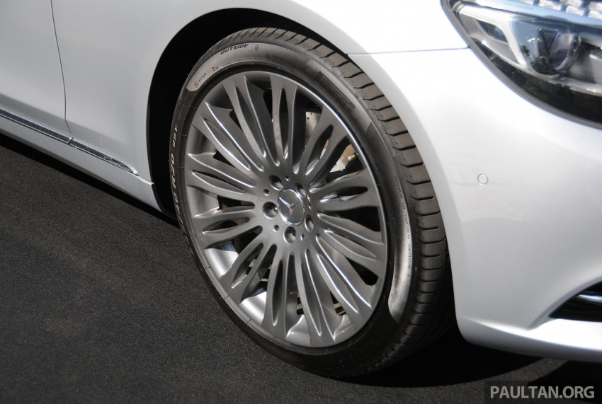 W222 Mercedes-Benz S-Class launched in Malaysia Image #236992