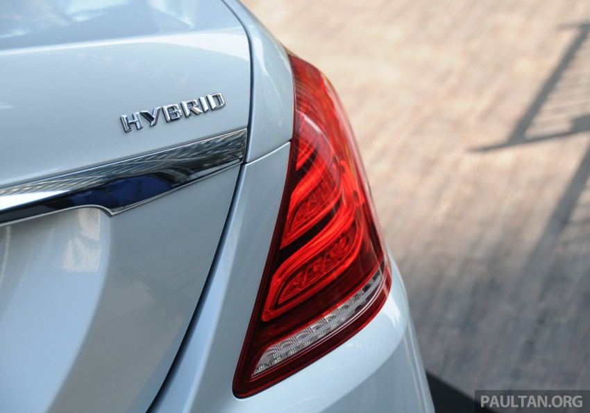 W222 Mercedes-Benz S-Class launched in Malaysia Image #236995
