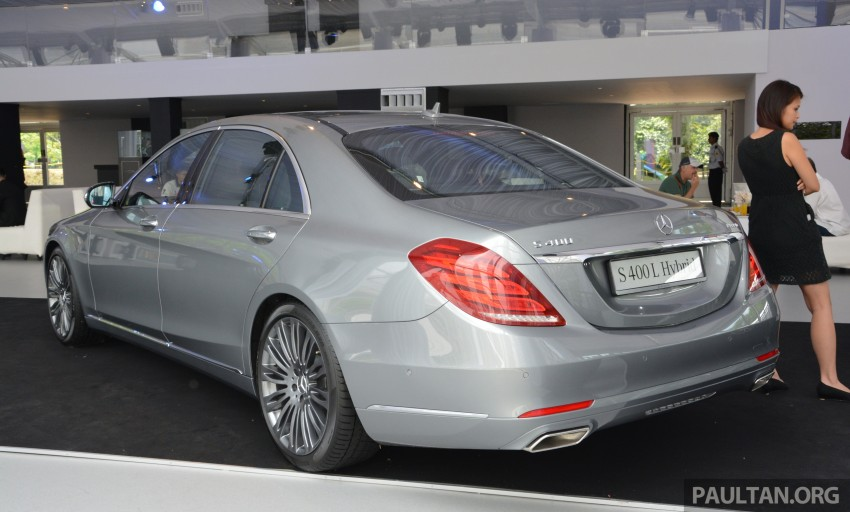 W222 Mercedes-Benz S-Class launched in Malaysia Image #236997