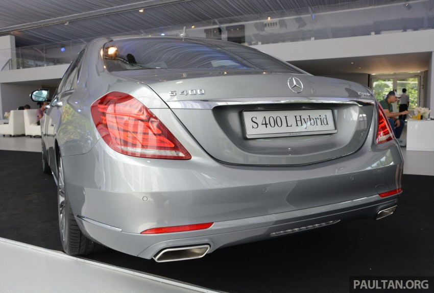 W222 Mercedes-Benz S-Class launched in Malaysia Image #236998