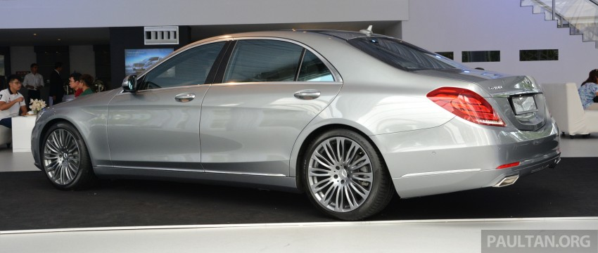 W222 Mercedes-Benz S-Class launched in Malaysia Image #236999