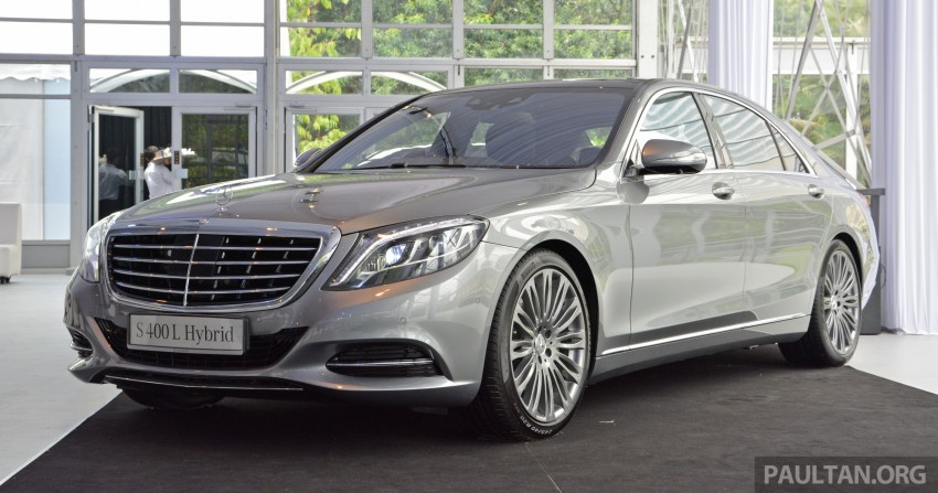 W222 Mercedes-Benz S-Class launched in Malaysia Image #237000