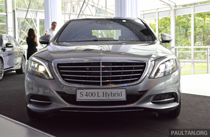 W222 Mercedes-Benz S-Class launched in Malaysia Image #237001