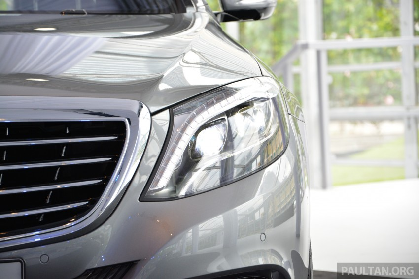 W222 Mercedes-Benz S-Class launched in Malaysia Image #237002