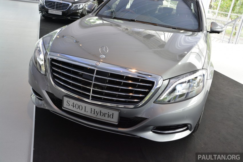 W222 Mercedes-Benz S-Class launched in Malaysia Image #237003
