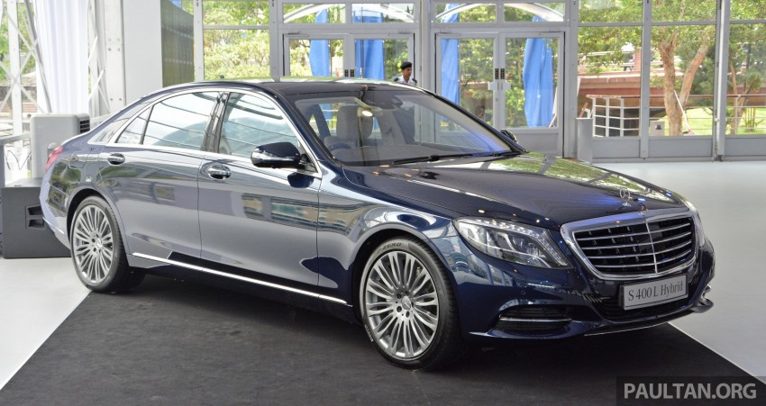 W222 Mercedes-Benz S-Class launched in Malaysia Image #237004