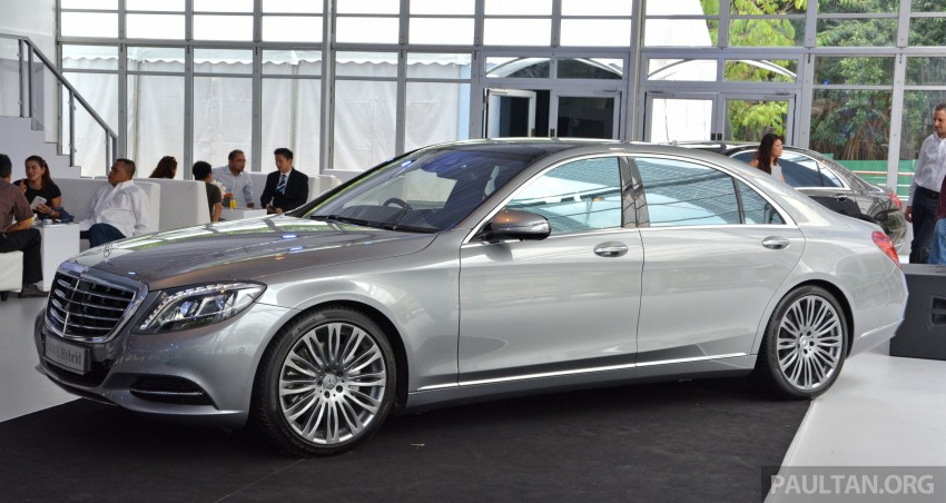 W222 Mercedes-Benz S-Class launched in Malaysia Image #237005