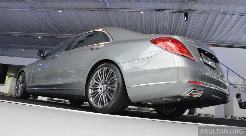 W222 Mercedes-Benz S-Class launched in Malaysia Image #237007