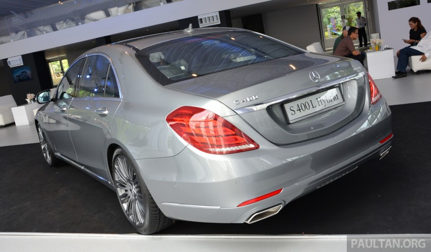W222 Mercedes-Benz S-Class launched in Malaysia Image #237011