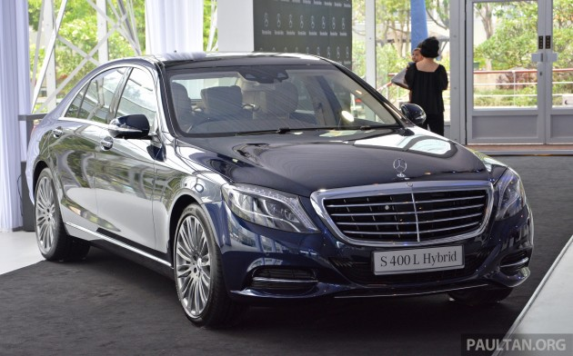 Locally Embled Mercedes Benz S 400 L Hybrid Gets Full Duty Exemptions Under Nap Priced At Rm588k