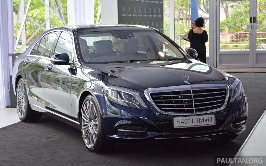 W222 Mercedes-Benz S-Class launched in Malaysia Image #237014
