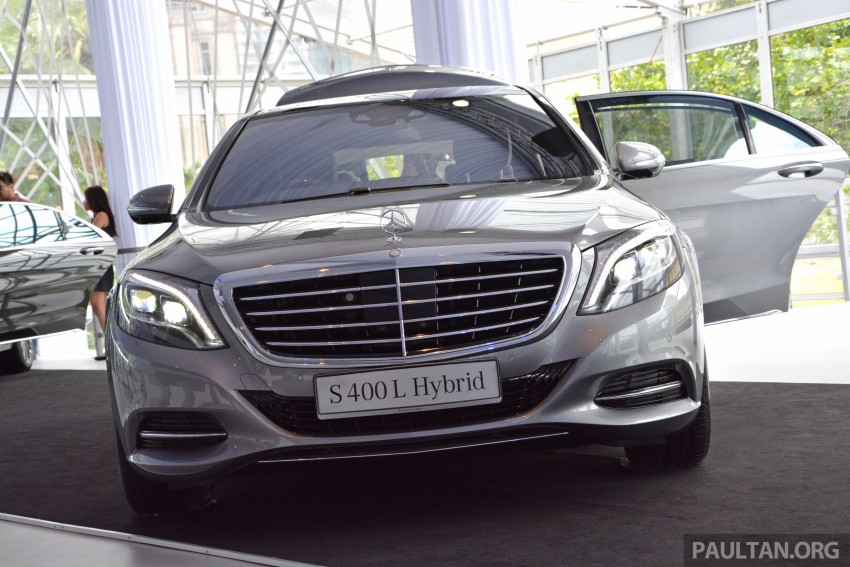 W222 Mercedes-Benz S-Class launched in Malaysia Image #237015