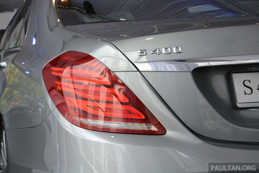 W222 Mercedes-Benz S-Class launched in Malaysia Image #237024