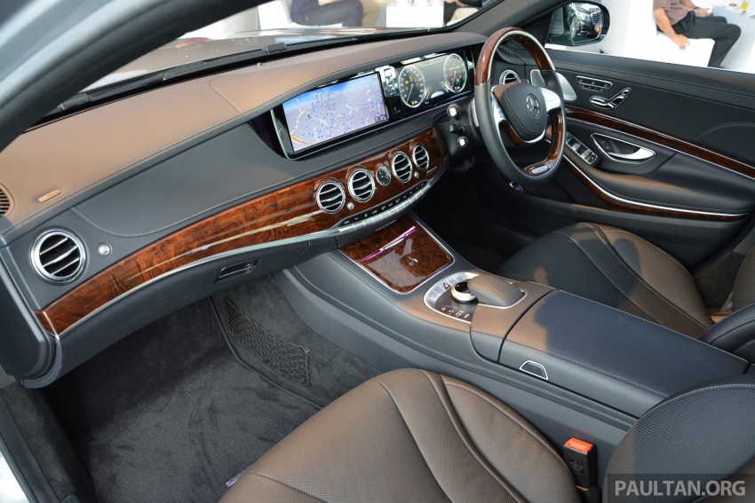 W222 Mercedes-Benz S-Class launched in Malaysia Image #237036