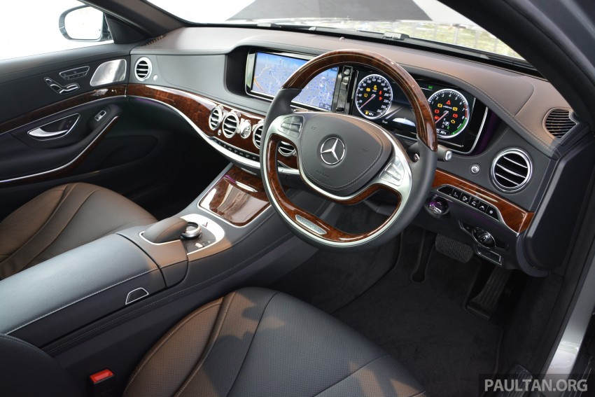 W222 Mercedes-Benz S-Class launched in Malaysia Image #237038