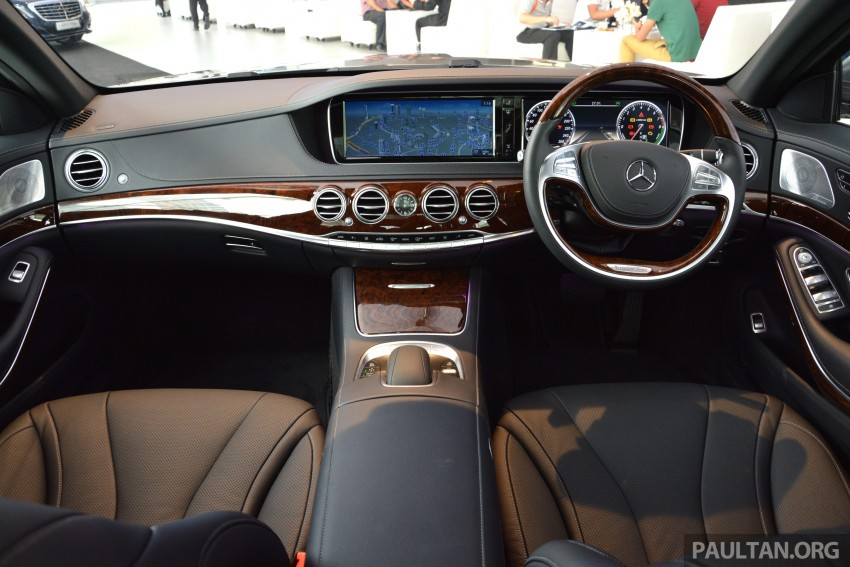 W222 Mercedes-Benz S-Class launched in Malaysia Image #237040