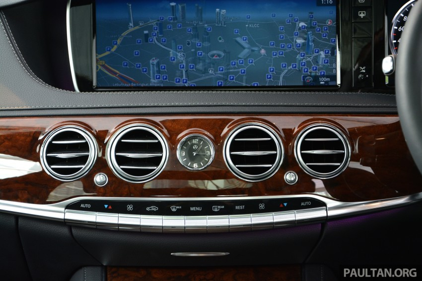 W222 Mercedes-Benz S-Class launched in Malaysia Image #237050