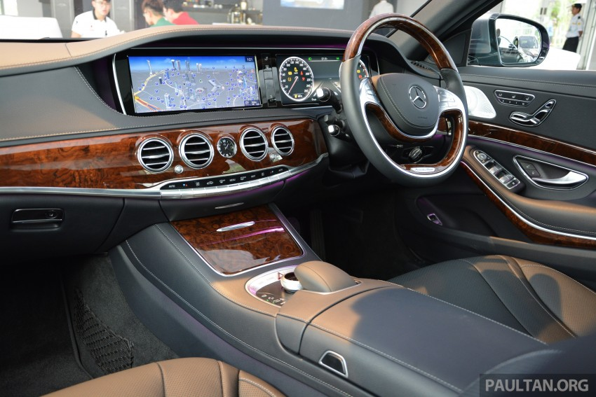 W222 Mercedes-Benz S-Class launched in Malaysia Image #237053