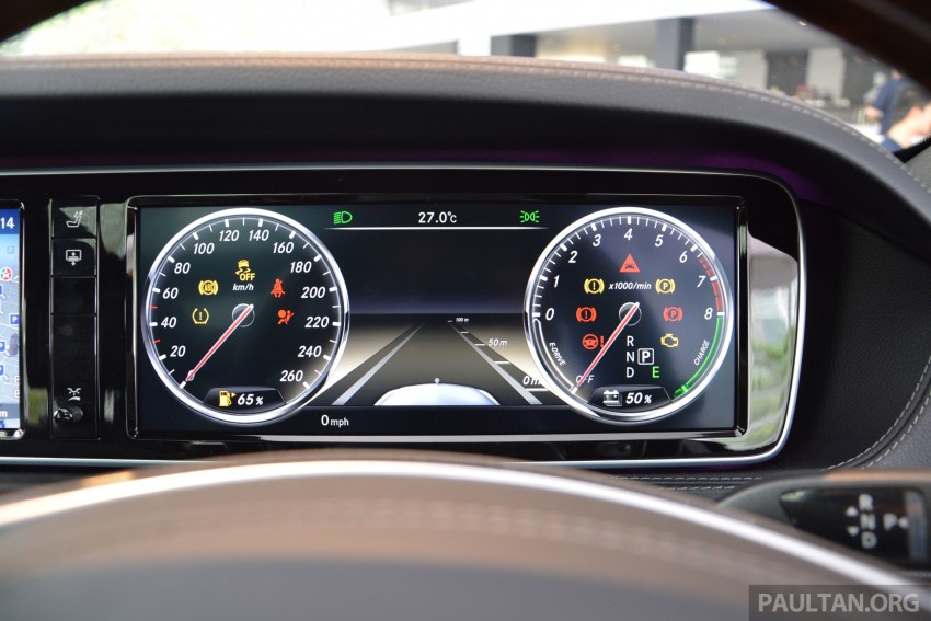 W222 Mercedes-Benz S-Class launched in Malaysia Image #237054