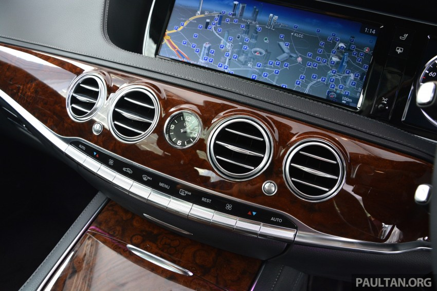W222 Mercedes-Benz S-Class launched in Malaysia Image #237056