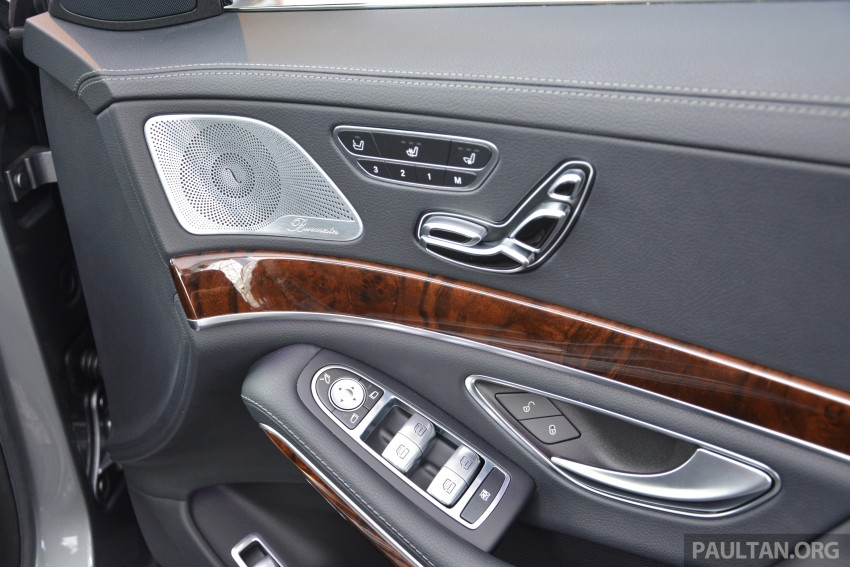 W222 Mercedes-Benz S-Class launched in Malaysia Image #237060