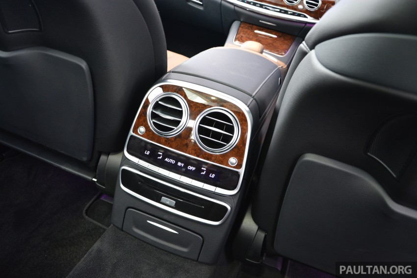 W222 Mercedes-Benz S-Class launched in Malaysia Image #237063