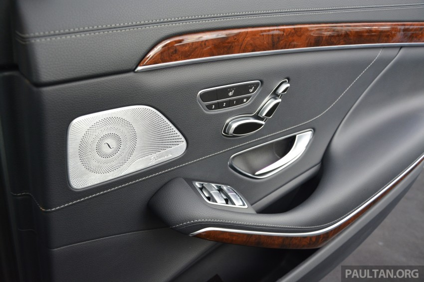 W222 Mercedes-Benz S-Class launched in Malaysia Image #237064