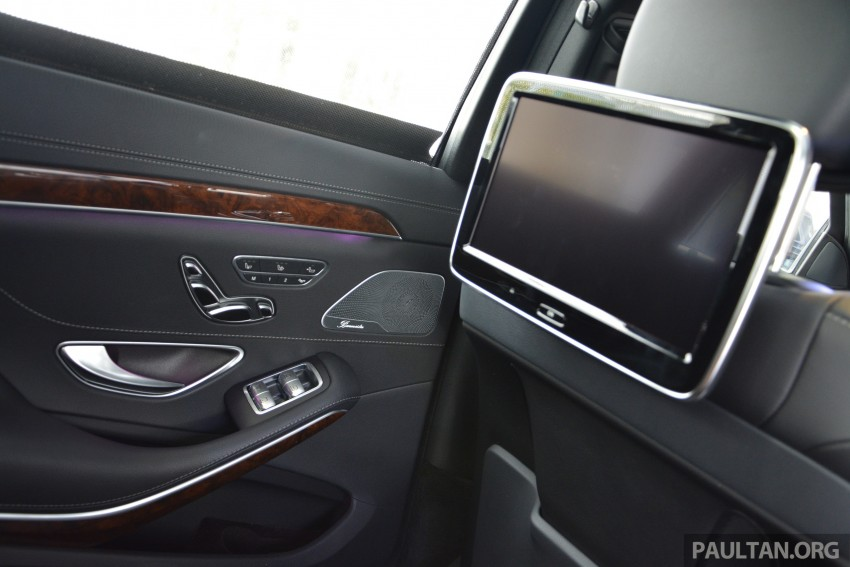 W222 Mercedes-Benz S-Class launched in Malaysia Image #237066
