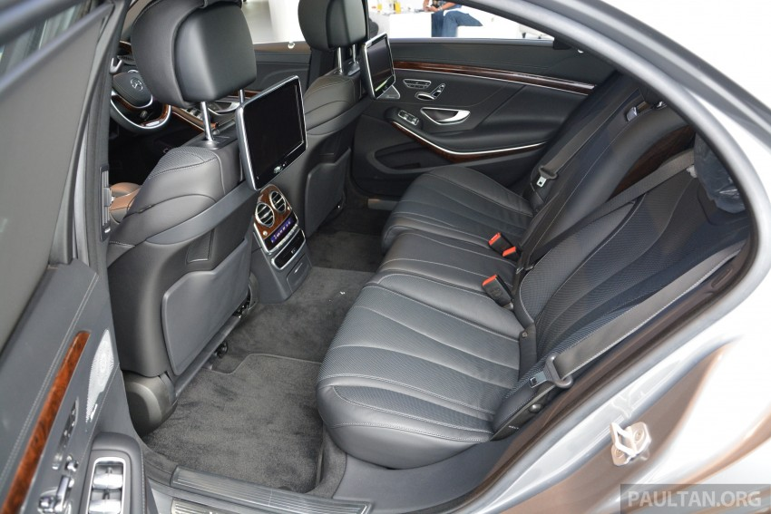 W222 Mercedes-Benz S-Class launched in Malaysia Image #237072