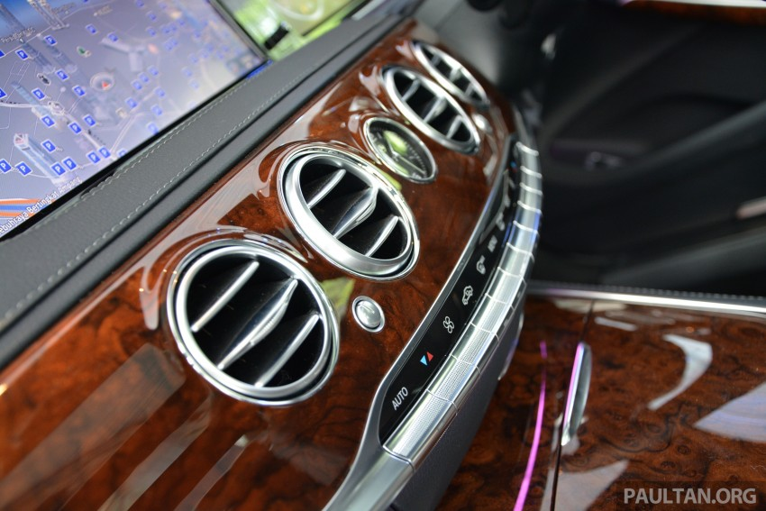 W222 Mercedes-Benz S-Class launched in Malaysia Image #237076