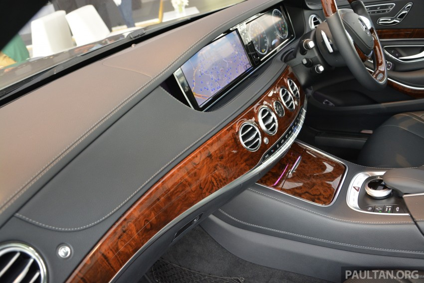 W222 Mercedes-Benz S-Class launched in Malaysia Image #237081