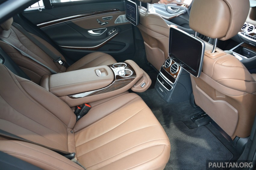 W222 Mercedes-Benz S-Class launched in Malaysia Image #237085