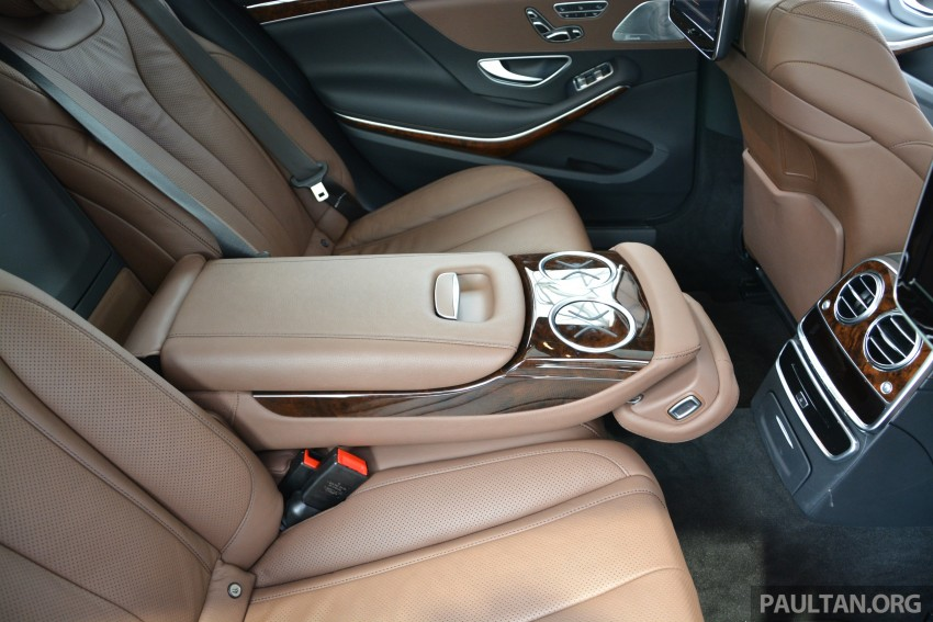 W222 Mercedes-Benz S-Class launched in Malaysia Image #237086