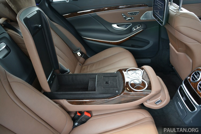W222 Mercedes-Benz S-Class launched in Malaysia Image #237088