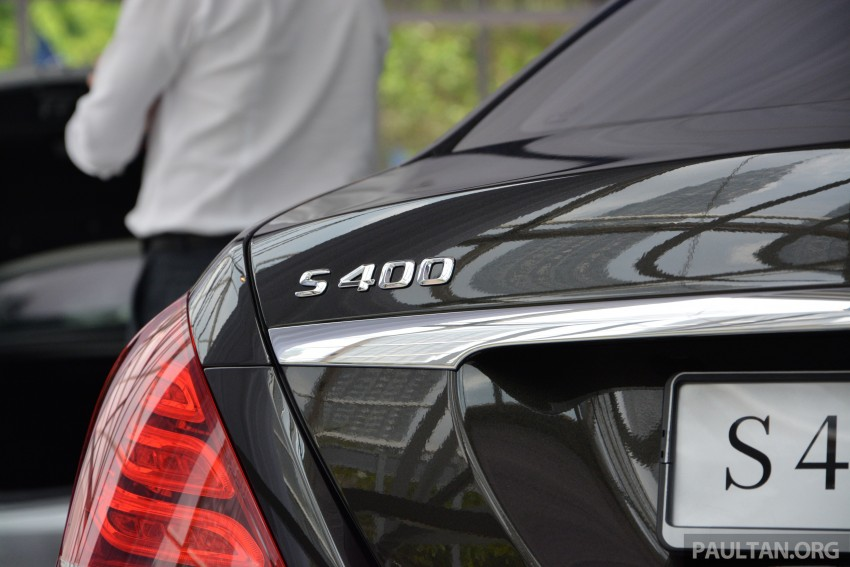 W222 Mercedes-Benz S-Class launched in Malaysia Image #237092