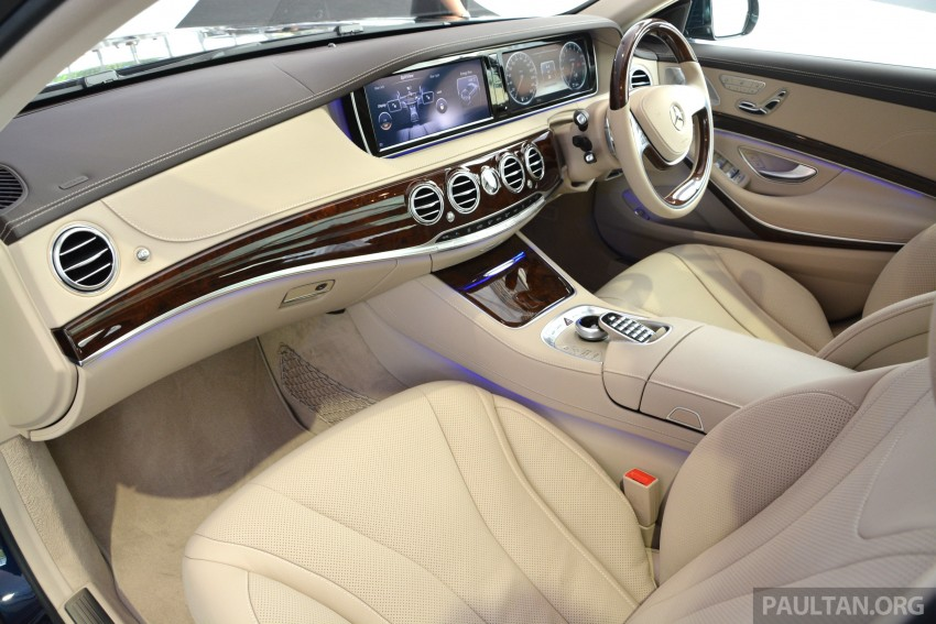 W222 Mercedes-Benz S-Class launched in Malaysia Image #237094