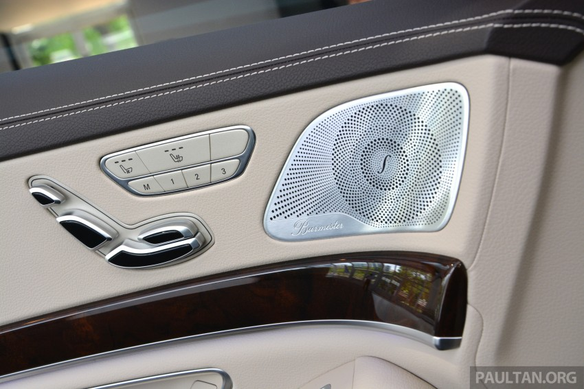W222 Mercedes-Benz S-Class launched in Malaysia Image #237098