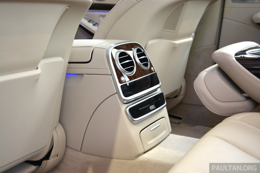 W222 Mercedes-Benz S-Class launched in Malaysia Image #237101