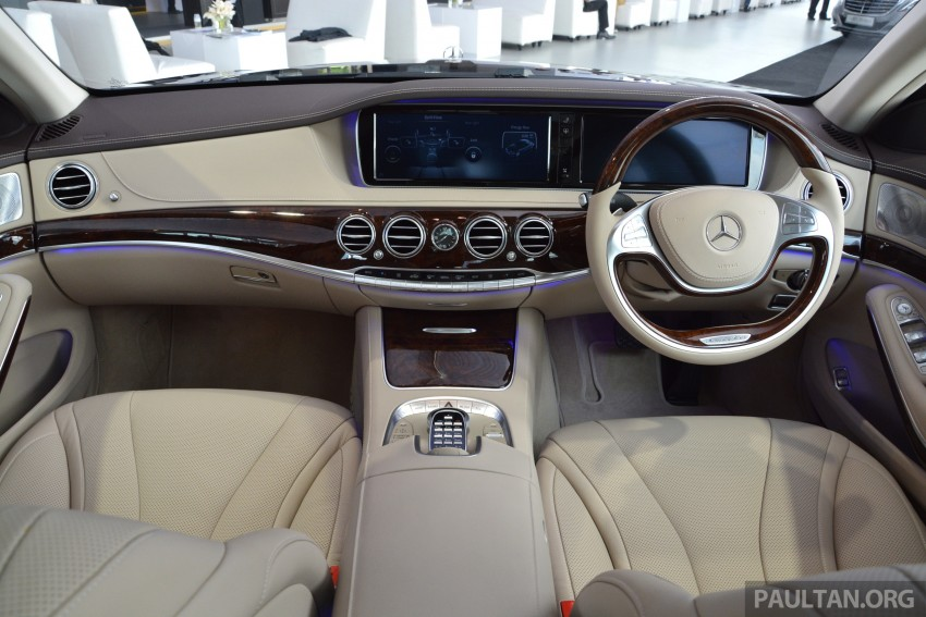 W222 Mercedes-Benz S-Class launched in Malaysia Image #237102